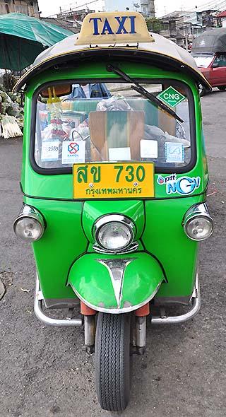 bagkok taxi