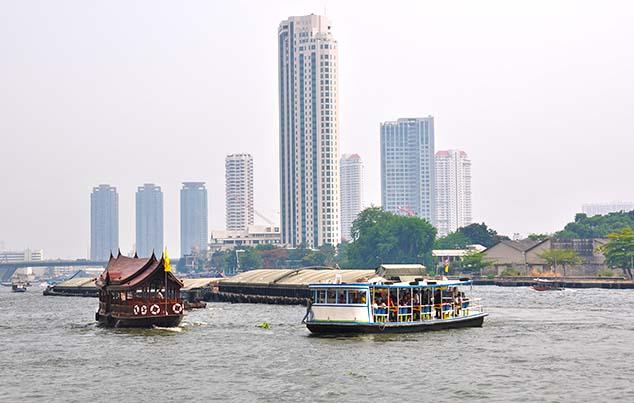 bangkok on the river