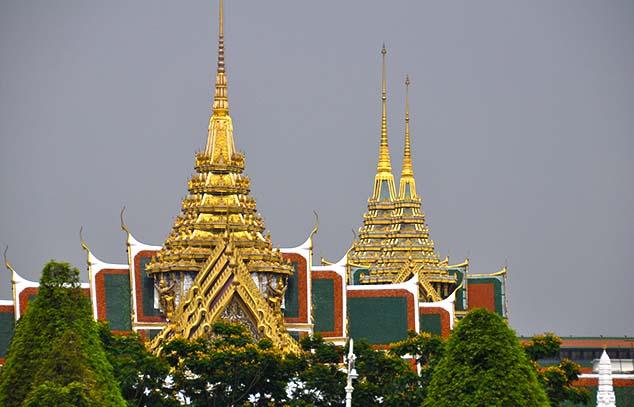 golden spires bangkok