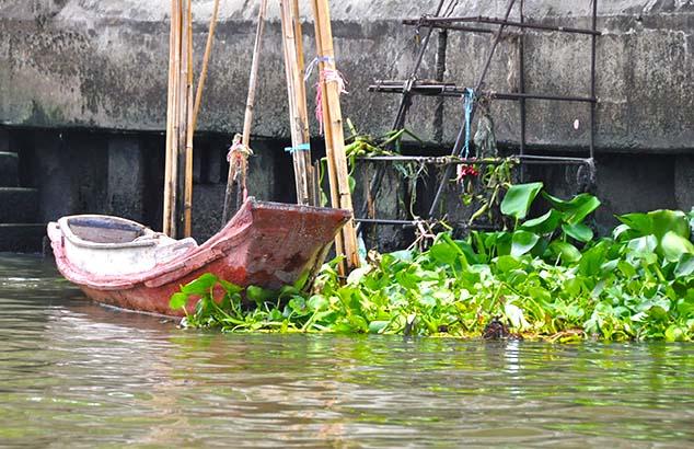 small boat bangkok