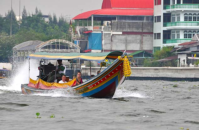 water taxi bangkok