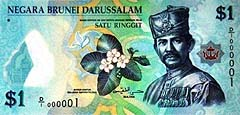 Bruneian Dollar