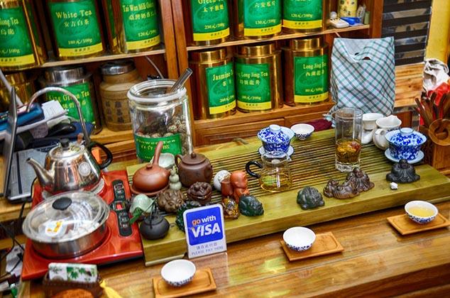 tea shop beijing