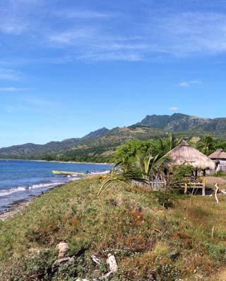 Atauro coast