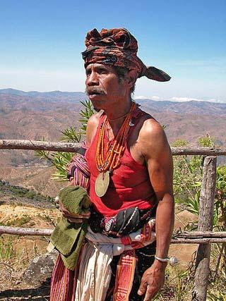 East Timor coastline