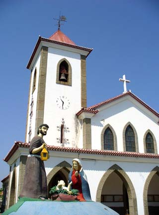 motael dili church