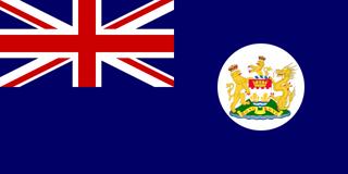 Flag of British Hong Kong