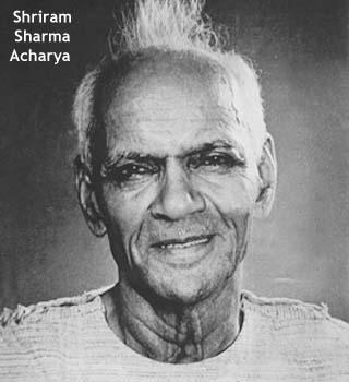V. Sriram Sharma