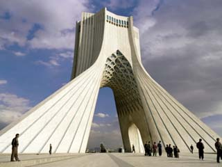 Azadi Tower, Teheran, Iran, Middle East