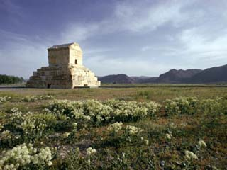 Tomb of Cyrus the Great, Passargadae (Pasargadae), Iran, Middle East