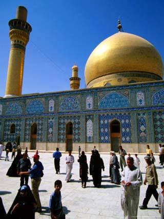 Ali El Hadi Mosque, Samarra, Salah Ad Din, Iraq