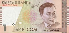 Kyrgyzstani som
