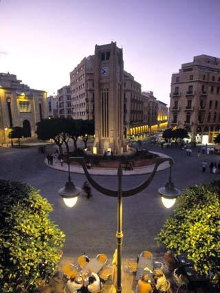 Place d'Etoile, Beirut, Lebanon