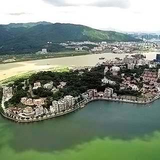 Aerial Macau
