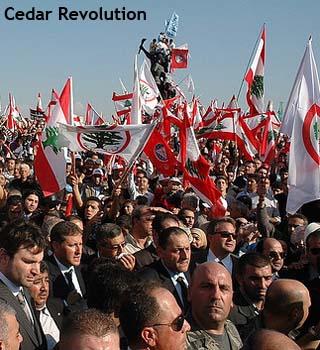 Cedar Revolution