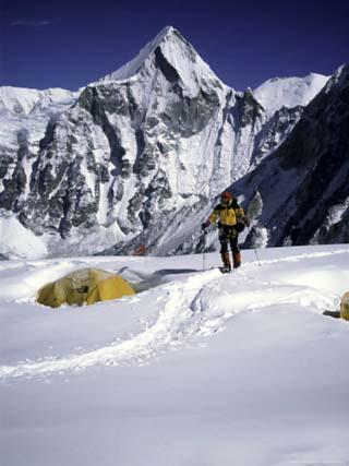 Camp One, Everest Southside