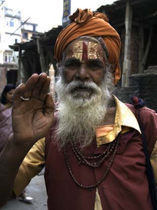 Man, Nepal