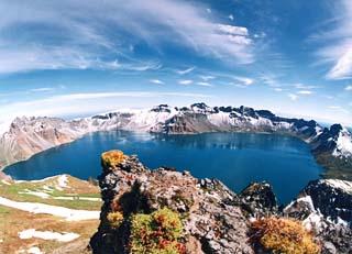 Lake Ch'onji