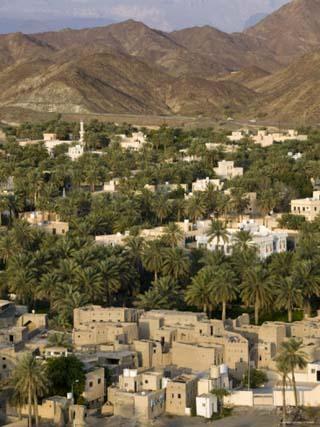 Bahla, Western Hajar Mountains, Oman