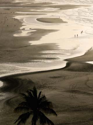 Qurm Beach, Muscat, Oman