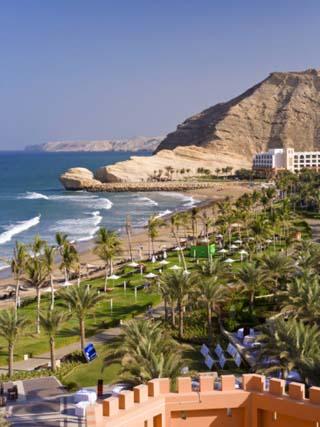 Shangri-La Resort, Jissah Beach, Al Jissah, Muscat, Oman, Middle East