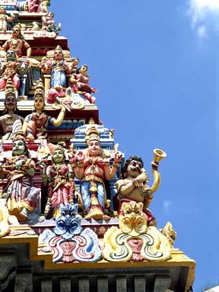 Hindu Temple, Colombo, Sri Lanka
