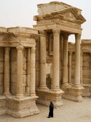 Theatre, Palmyra, Syria