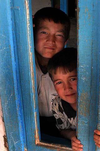 Tajikistan boys