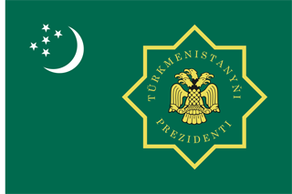 Presidential Standard of Turkmenistan