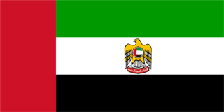 UAE Presidential flag