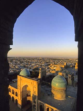 View of Kalyan Mosque,Bukhara, Uzbekistan