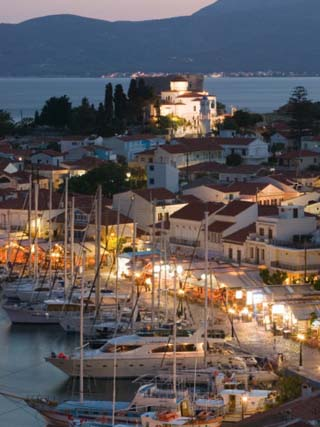 Harbor View, Pythagorio, Samos, Aegean Islands, Greece