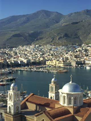 Kalimnos, Kalimnos Island, Dodecanese Islands, Greek Islands, Greece