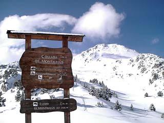 Montmalus peak