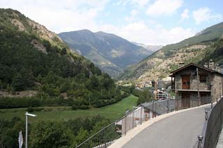 Ordino valley