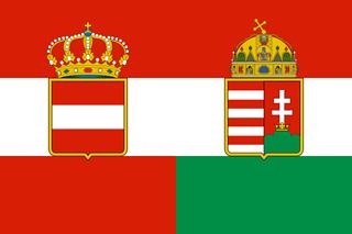 austrian hungary flag