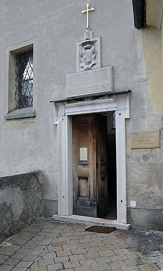 mozart chapel salzburg