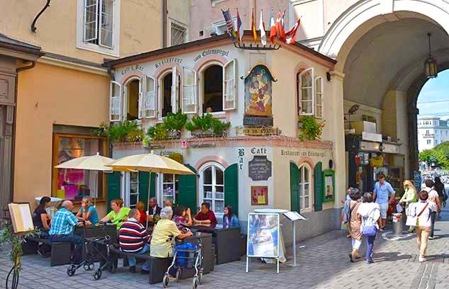 cafe salzburg austria