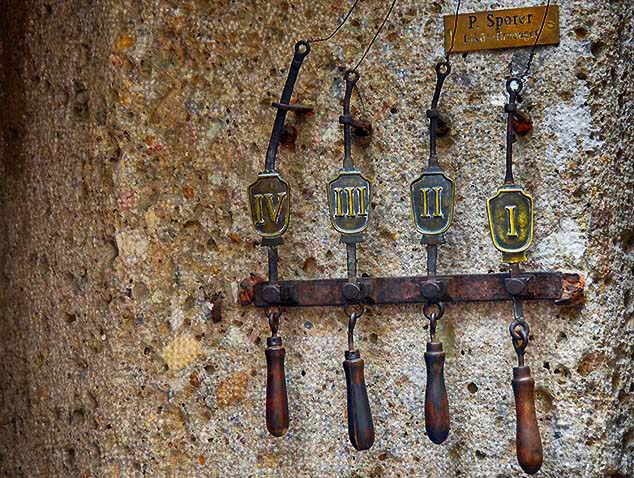 room keys salzburg