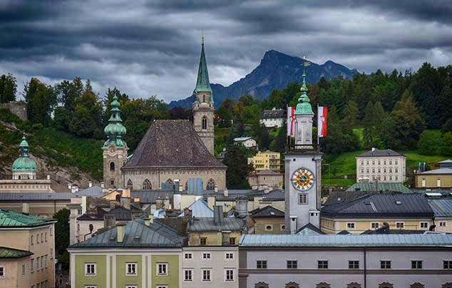 strazburg view
