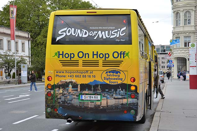 sound of music salzburg