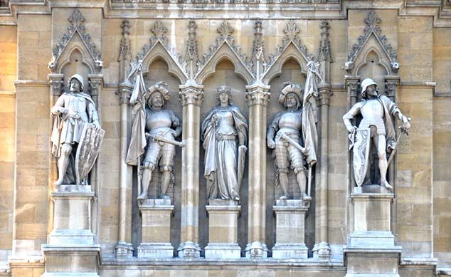 5 knights vienna