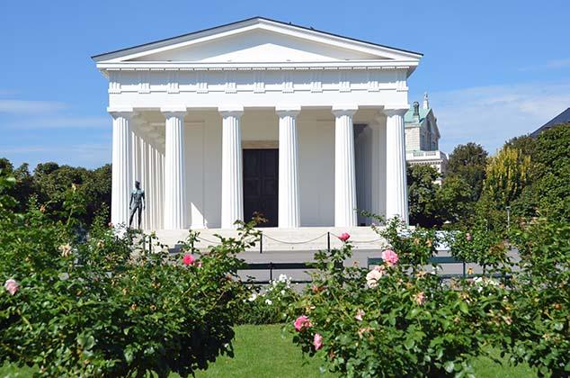 temple austria