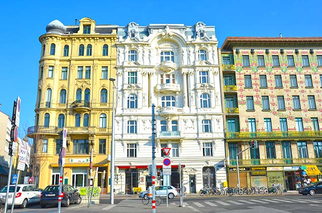 vienna buildings
