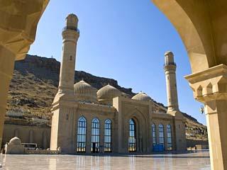 Bibi Heybat Mosque, Baku, Azerbaijan, Central Asia, Asia
