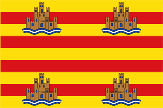 Balearic Flags And Symbols And National Anthem