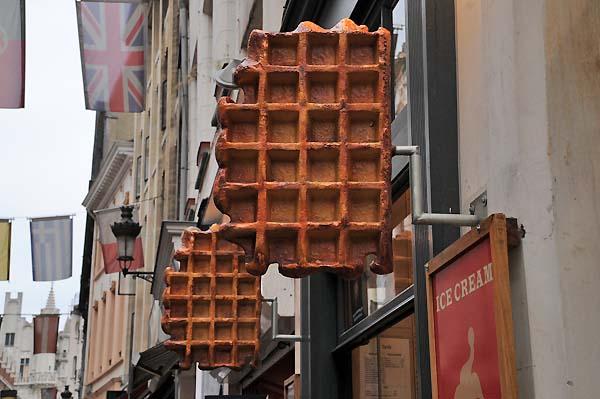 waffles brussels