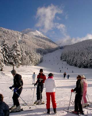 skiing bosnia and herzegovina
