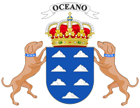 Flag of Canary Islands
