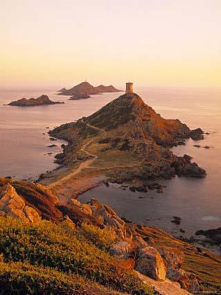 Parata, Corsica, France